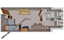 Kariati-Appartamenti-Mare---Monolocale-4-Posti