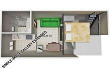 Kariati-Appartamenti-Mare---Monolocale-Mansarda-Tipologia-1